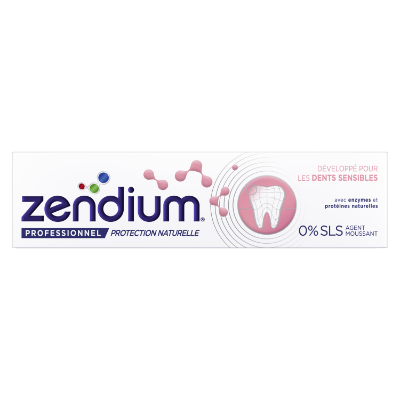 Professionnel Dentifrice Dents Sensibles 75ml